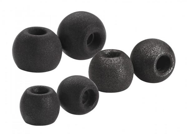 COMPLY Ts-400 schwarz, gemischte Größen