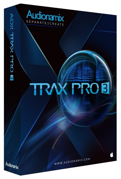 Audionamix TRAX PRO 3 Software