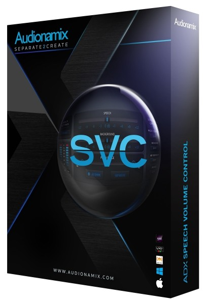 Audionamix SVC Plugin