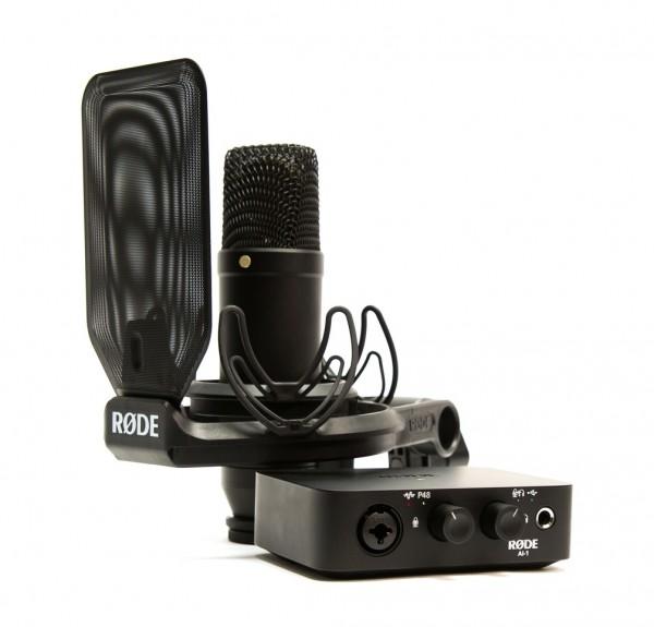 Røde NT1/AI-1 Complete Studio Kit