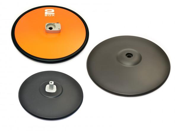 "2Box DrumIt Five Cymbalset (1 x 12"" HiHat, 2 x 14"" Cymbal)"