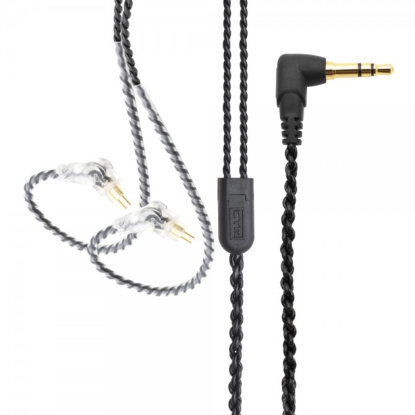 CTM Standard IEM Kabel, schwarz