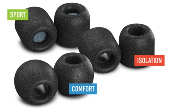 COMPLY Variety Pack Pro - SmartCore(TM), schwarz, M