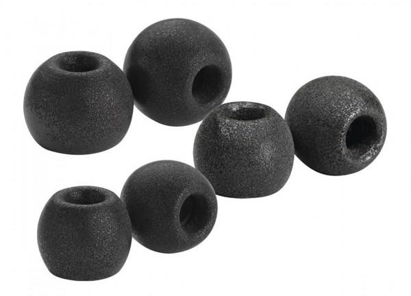 COMPLY Ts-500 schwarz, gemischte Größen