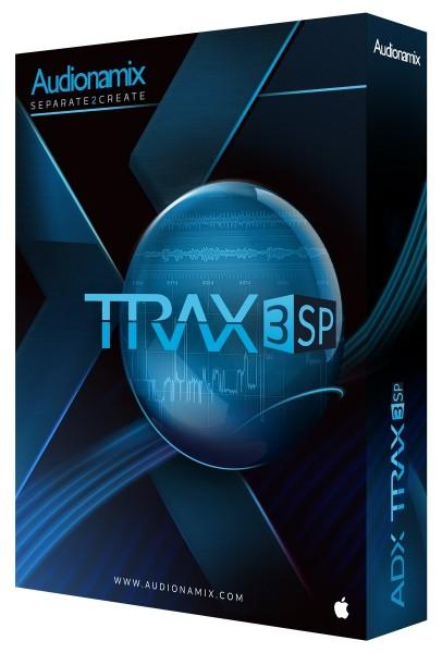 Audionamix TRAX 3 SP Software