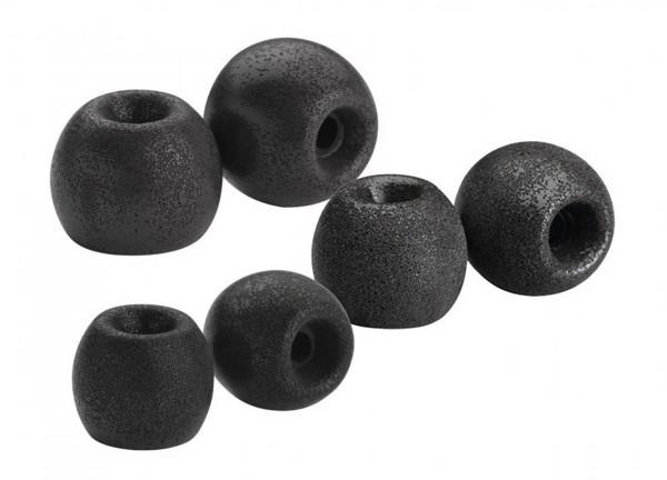 COMPLY Ts-100 schwarz, gemischte Größen